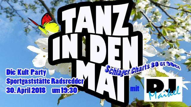 Tanz in den Mai DJ aus Kiel