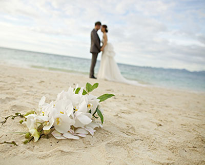 Bild am strand für Hochzeit DJ Gesucht