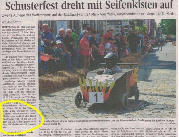DJ Referenzen Kiel