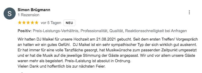 Bewertungen-DJ-Hamburg