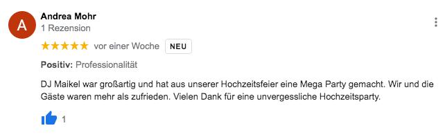 Bewertungen-für-DJ-Maikel-aus-Kiel