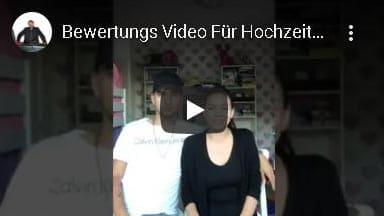 Brautpaar Kiel Hamburg Bewertung für DJ Maikel