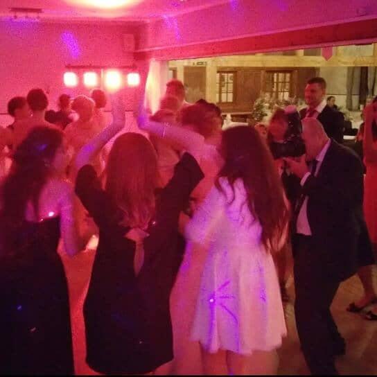 Party mit DJ Kiel