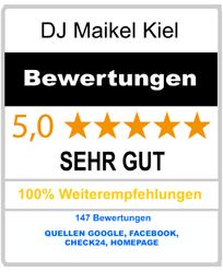 DJ Schleswig Holstein Bewertungen DJ Siegel